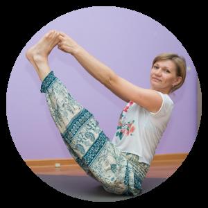 15 минут занятий йоги