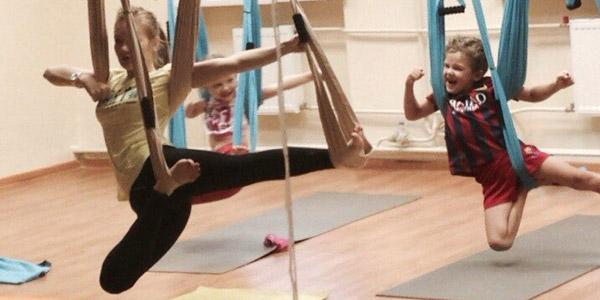Детская йога в ПермиДетская йога в Перми