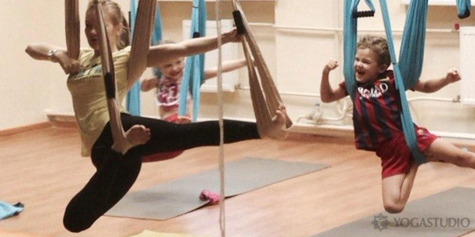 Детская йога в Перми