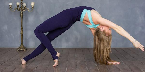 Фитнес-йога в Перми