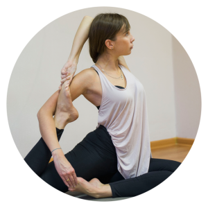 Занятия йоги в турции