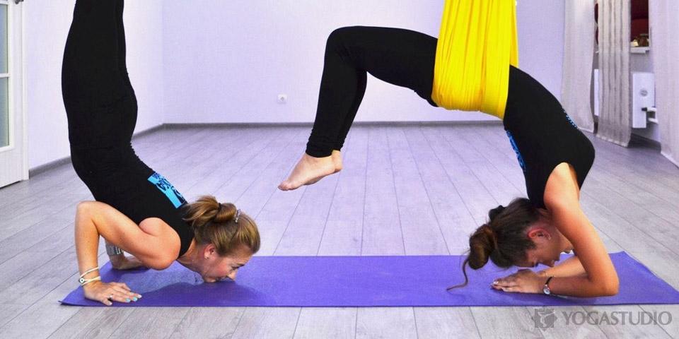 Обучение преподавателей йоги
