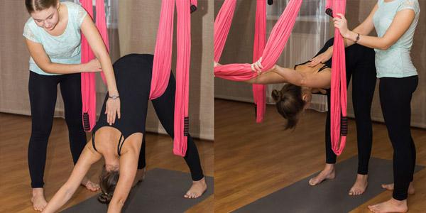 Студенческая йога в ПермиСтуденческая йога в Перми