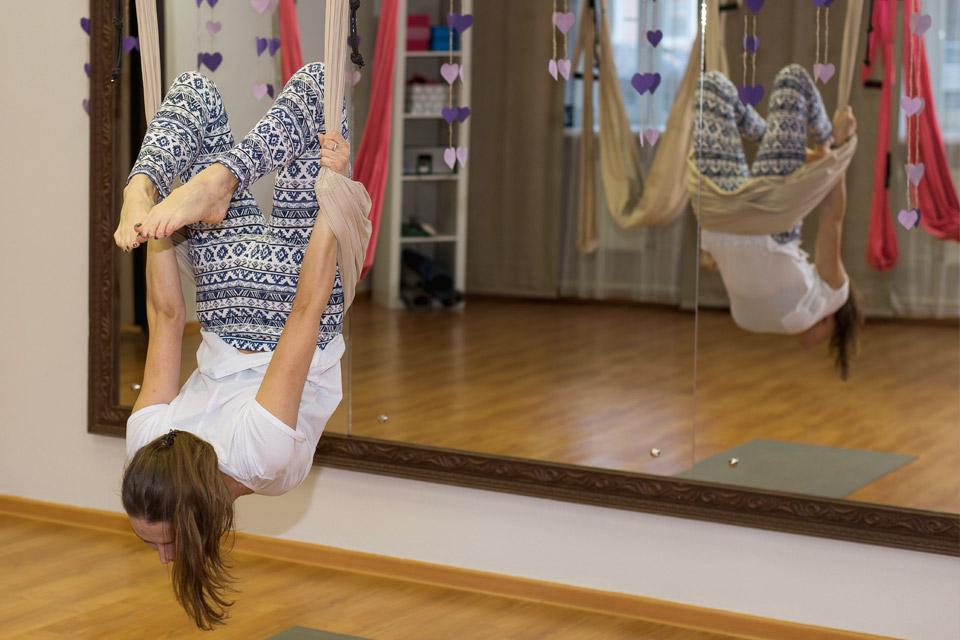 Yoga Studio на Сибирской